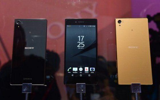 Sony quiere seguir reinando en la alta gama con el Xperia Z5