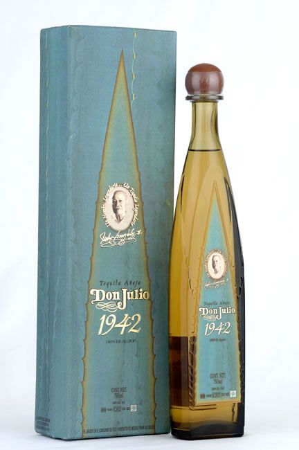 Don Julio 1942.  This is not for margaritas and its not for shooters.  Its to sip.  Like a gentlemen.
