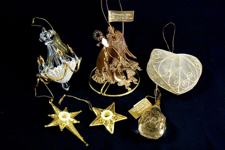 Christmas ornaments new angel drop light star heart chandelier heart