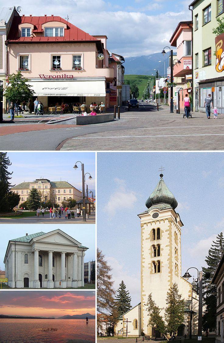Liptovsky Mikulas Montage.jpg