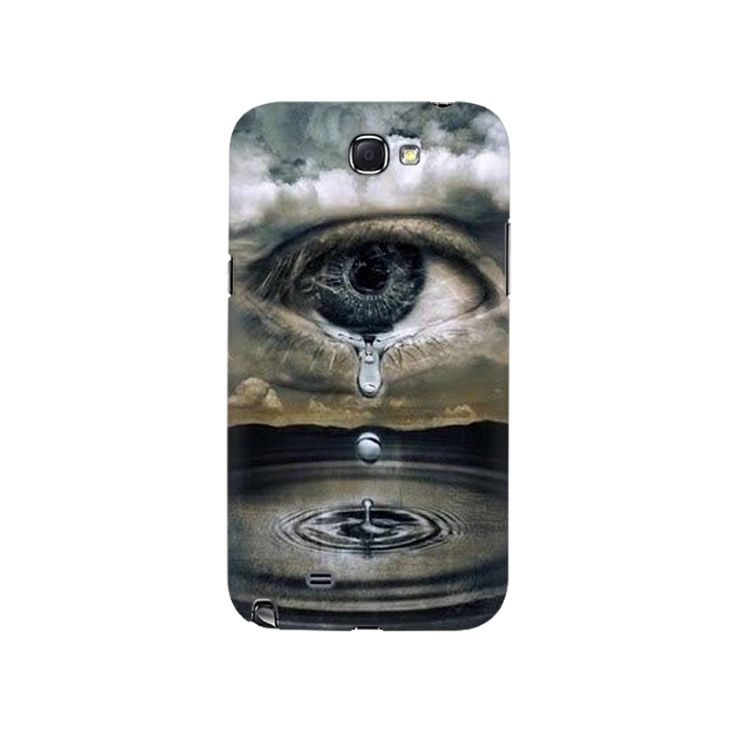Crying Samsung Note 2 Mobile Case - ₹449.00 INR