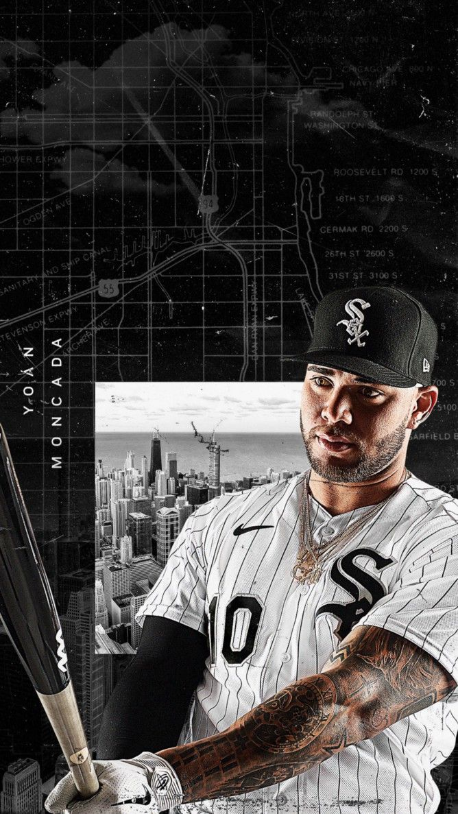 Wallpaper Wednesday It S Wallpaper Wednesday Looking For A By Chicago White Sox Inside The White Chicago White Sox White Sock Chicago White Sox Baseball