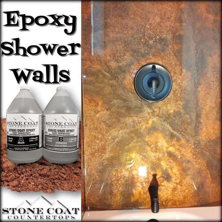 Epoxid Duschwande Amazing Epoxy Projects Duschwand Dusche
