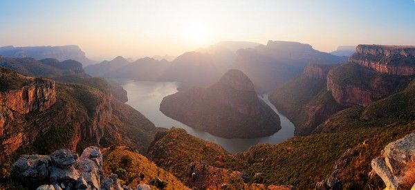 Top 10 Hiking Trails in the World -- Blyde River Canyon, South Africa