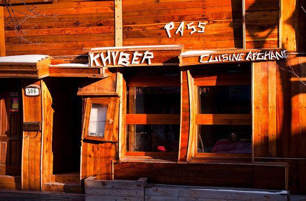 Khyber Pass - Apportez votre vin
