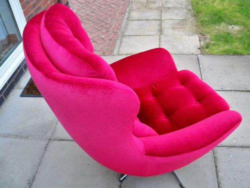 Best Vintage Chairs And Tables Images On Pinterest Chairs - Parker knoll egg chair