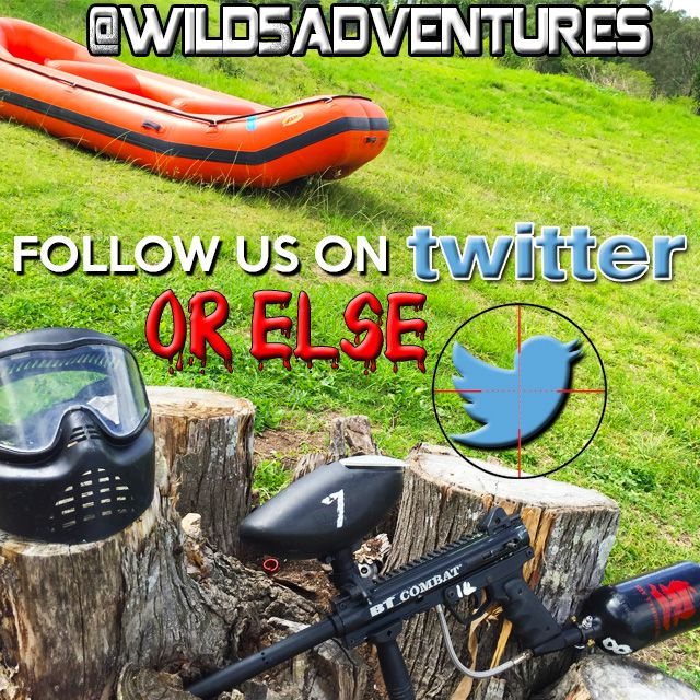 #Follow us on your favourite #socialmedia channel & enjoy the best #trending adrenaline #adventure @wild5adventures