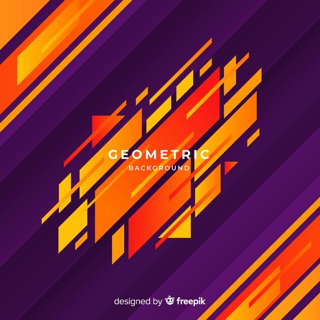 Download Abstract Geometric Background For Free With Images