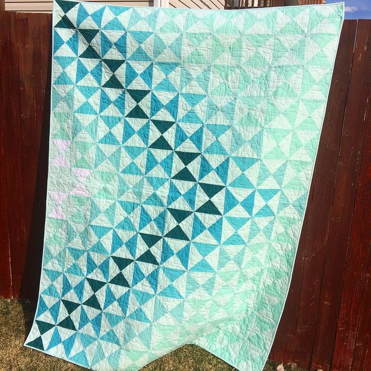 My Dimensions quilt pattern has been one of my best sellers since I started doing individual patterns - it's simple, but very dynamic, and easy to customize for anyone on your gift list! Of course it can be done in prints or solids, and any color palette that you choose.