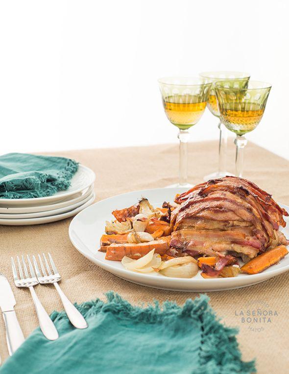 Cocinar Pechuga De Pavo | Mas De 25 Ideas Increibles Sobre Pavo Envuelto En Bacon En