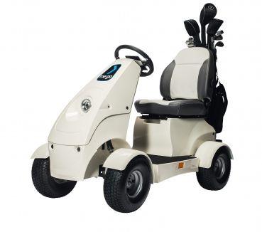 Beckers Golf Cart Handel -   - Ligier - Yamaha - WSM Mitsubishi - E-Z-GO - Club Car - Elektro Golfcaddy me:go Golf NEUFAHRZEUG                                                 Golf Cart / Golfcar