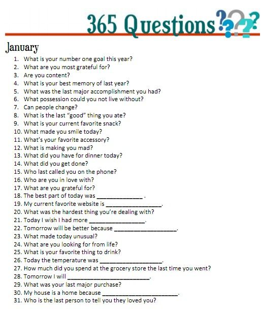 53 Writing for Fun Journal Prompts