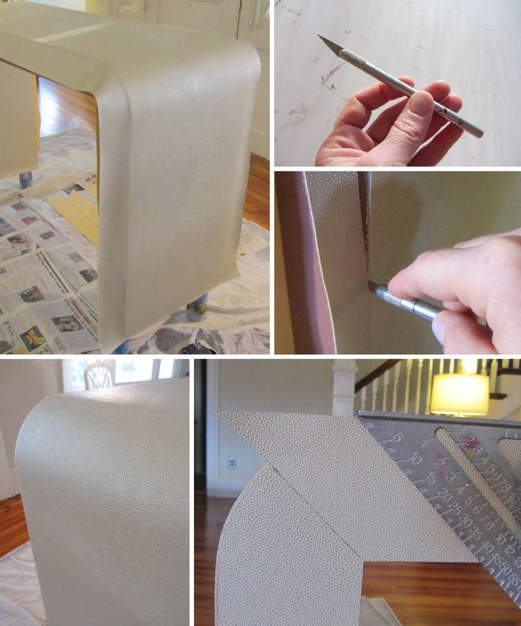 Diy Faux Shagreen Tutorial Furniture Shagreen And