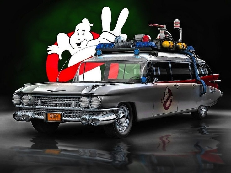 The 10 Most Badass Vehicles You Wish You Could Drive Cars Movie Ghostbusters Best Horror Movies