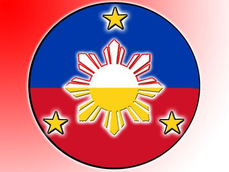 Philippine Flag Wallpaper