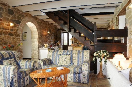 Vores lejlighed i Amandola, Marche