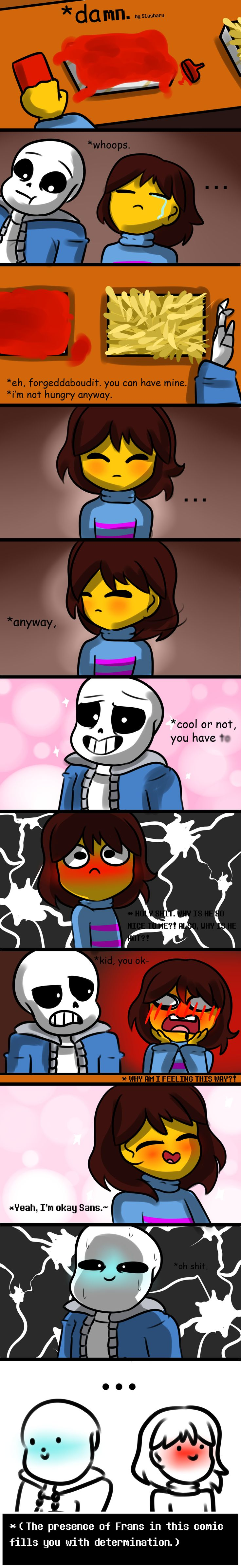 Comic: damn. by Slasharu on DeviantArt