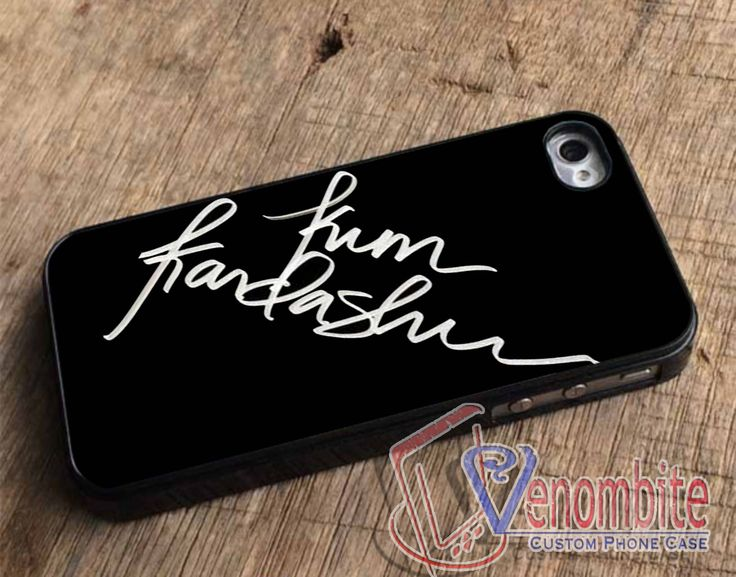 Venombite Phone Cases - Kim Kardashian Signature Phone Case Black For iPhone 4/4s Cases, iPhone 5/5S/5C Cases, iPhone 6 Cases And Samsung Galaxy S2/S3/S4/S5 Cases, $19.00 (http://www.venombite.com/kim-kardashian-signature-phone-case-black-for-iphone-4-4s-cases-iphone-5-5s-5c-cases-iphone-6-cases-and-samsung-galaxy-s2-s3-s4-s5-cases/)