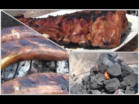 Grigliata, Barbecue, BBQ Perfetto - Chef Stefano Barbato - YouTube