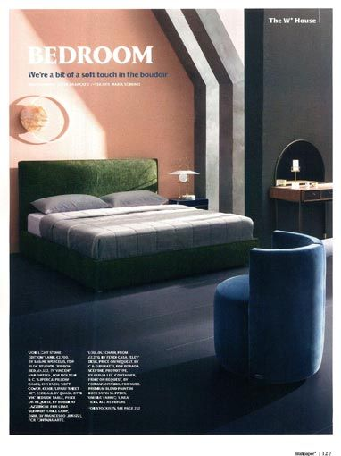 Press Review | LEMA | Wallpaper - UK | Vic by Roberto Lazzeroni