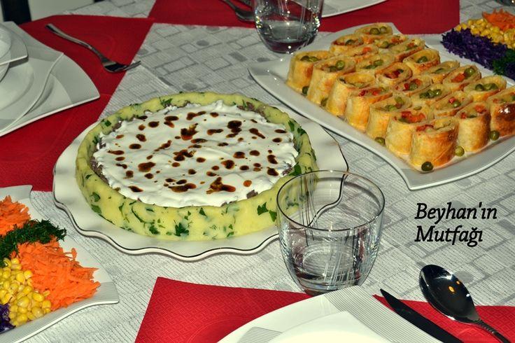 PATATES MANTISI - Beyhan'ın Mutfağı