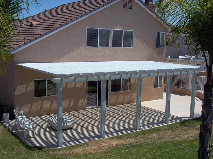 The 25+ Best Metal Patio Covers Ideas On Pinterest | Porch Roof, Patio  Overhang Ideas And Corrugated Metal Roofing