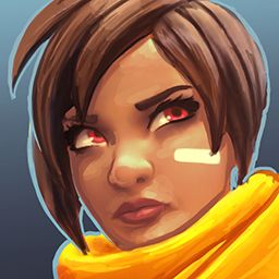 Paladins: Champions of the Realm - Kinessa ( my fave :3 )