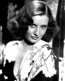 """""""I knew that after fourteen I'd have to earn my own living, but I was willing to do that ... I've always been a little sorry for pampered people, and of course, they're 'very' sorry for me.""""  Barbara Stanwyck, 1937"""