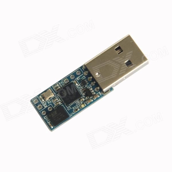 Seeed FST-01 USB 32-bit Computer Bare Development Board for Evaluation w/o Enclosure - Deep Blue. Color Deep Blue Brand Seeed Model FST-01 Quantity 1 Piece Material CCL+PCB board Chipset STM32F103TBU6 English Manual / Spec No Other Features FST-01 is a tiny USB 32-bit computer, an abbreviation of Flying Stone Tiny ZERO-ONE. Minimalist Design is the goal chased during the development. All unnecessary things were cut to make it concise and tidy. Two applications are intended for FST-01. They…