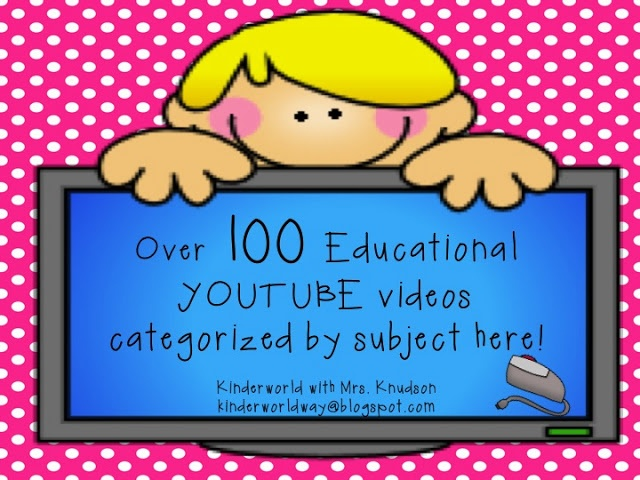 100 YouTube videos for brain breaks...this lady has done a lot of work! Thanks so much!