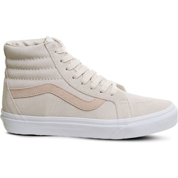 Suede skate shoes, Suede high
