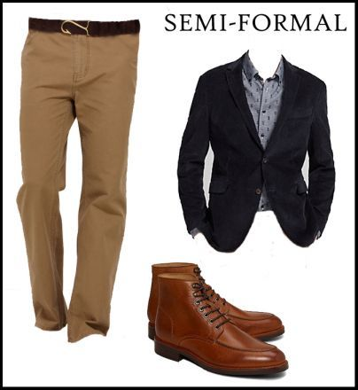 Get inspired by these outfits we've created for males attending weddings this fall!