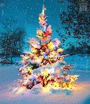 Imágenes Animadas Árboles de Navidad