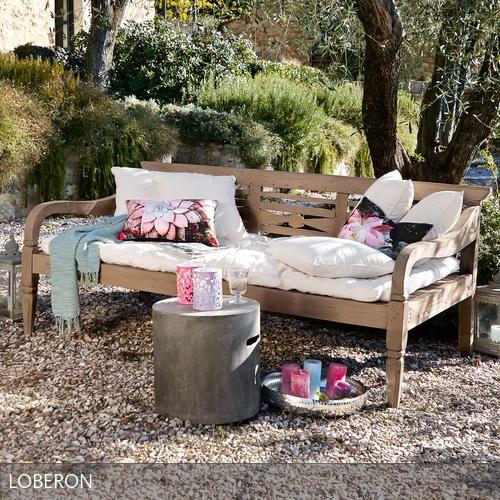 Charmant Sofa Im Garten 42 Gestaltungsideen Fur Gemutliche Sitzecken ...