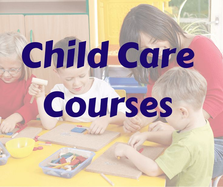 Child Care Courses For Free Quick Guide Childcare
