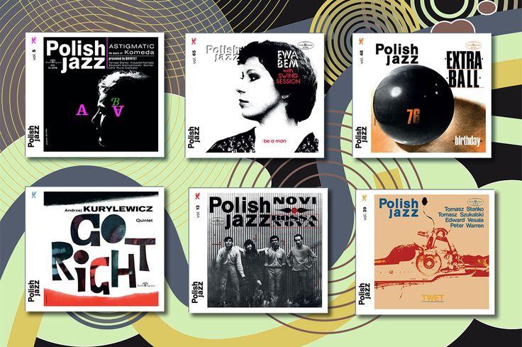 Najważniejsza polska seria jazzowa wszech czasów Polish Jazz powraca na płytach CD i LP. Ewa Bem, Krzysztof Komeda, Tomasz Stańko, Andrzej Kurylewicz i inni.