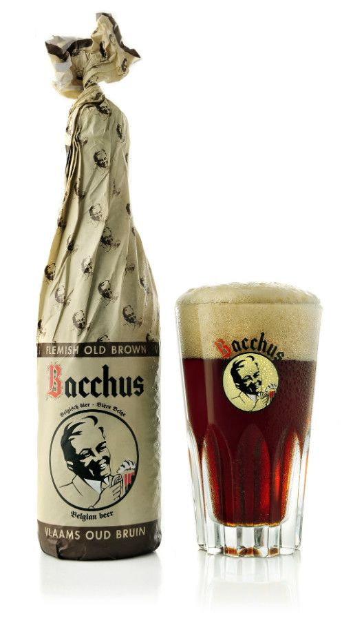 Bacchus - Castle Brewery Van Honsebrouck --  Appearance: reddish brown, light off white head of small bubbles, very clear  Nose: cherries, wild yeast sour smell, faint raspberries  Taste: sour funk, sour cherries, dried red fruits, lactic mouthfeel, light mouthfeel