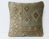 turkish rug pillow beige decorative pillow beige throw pillow southwestern pillow case country pillow case throw pillow couch pillow 23635