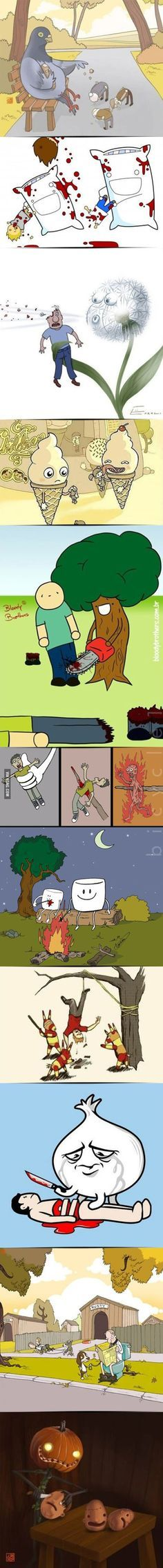 9GAG - In a parallel universe...