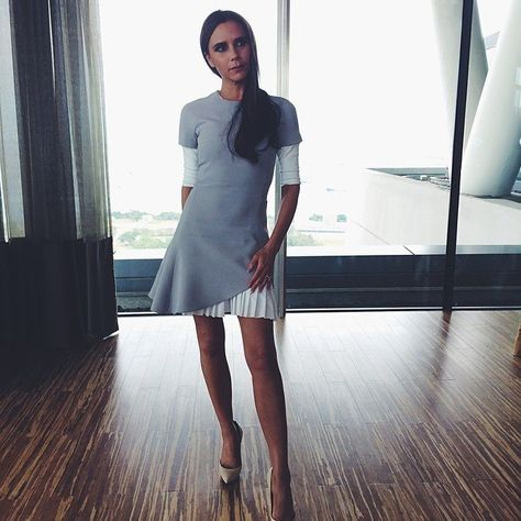 Victoria Beckham.....fave outfit!! Too bad it costs WAY too much!!