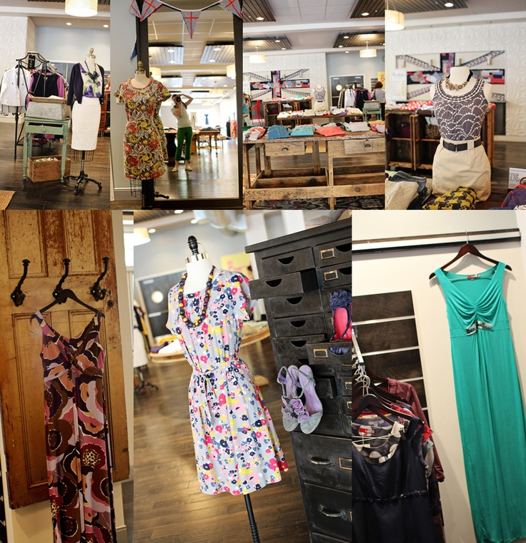 The Boden Outlet in sunny Pittston