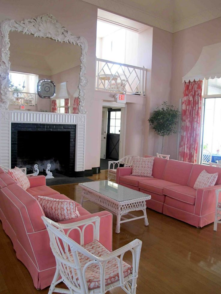 Best 390 Best Pink Living Rooms Images On Pinterest Pink 640 x 480