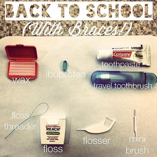 Back-To-School (With Braces!)  The Braces Blog   Northern Colorado Orthodontics