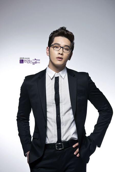Chansung, Look Optical, korea, korean fashion, kfashion, men's wear, men's fashion, asian fashion, asia