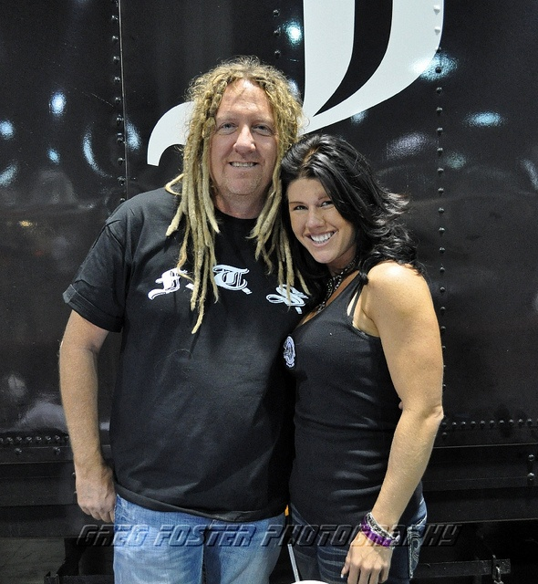 Full Throttle Saloon,Michael Ballard & Angie
