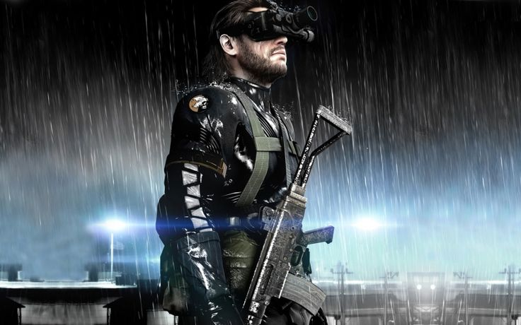 Metal Gear Solid 5: Ground Zeroes Has Exclusive PlayStation ContentAbsolute Ps4