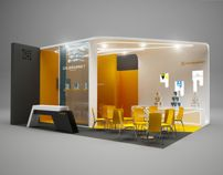 * Colormarket * exhibition stand *