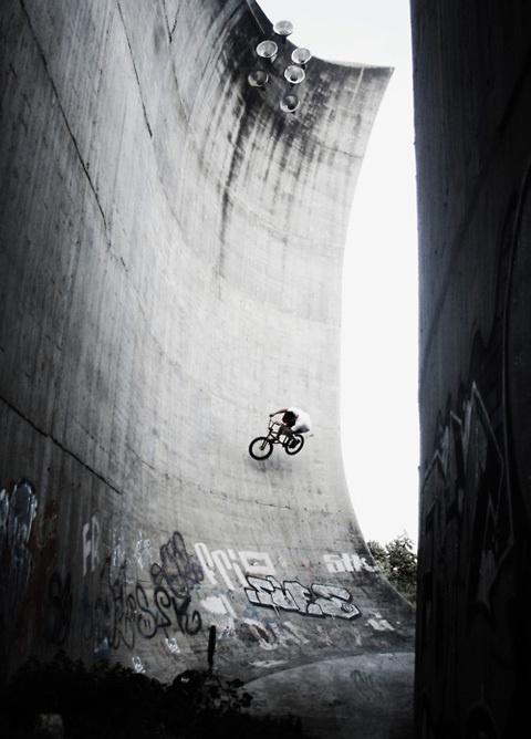 BMX RAD WALL RIDE BIKES VERT