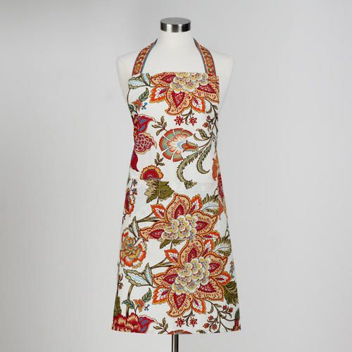 First choice apron: Kavita Floral Apron