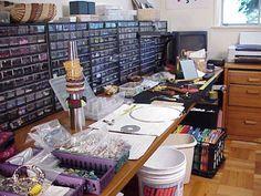Jatayu: Connie Fox Studio Tour - The Real Studio